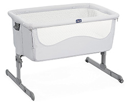 CHICCO Culla Next2Me Light Grey