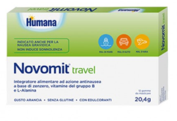 Humana NOVOMIT Travel
