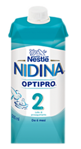 NESTLE' Nidina 2 Liquido 500 ml.