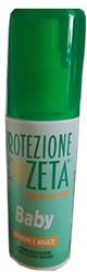 Protezione Zeta Spray No Gas - Baby 100 ml
